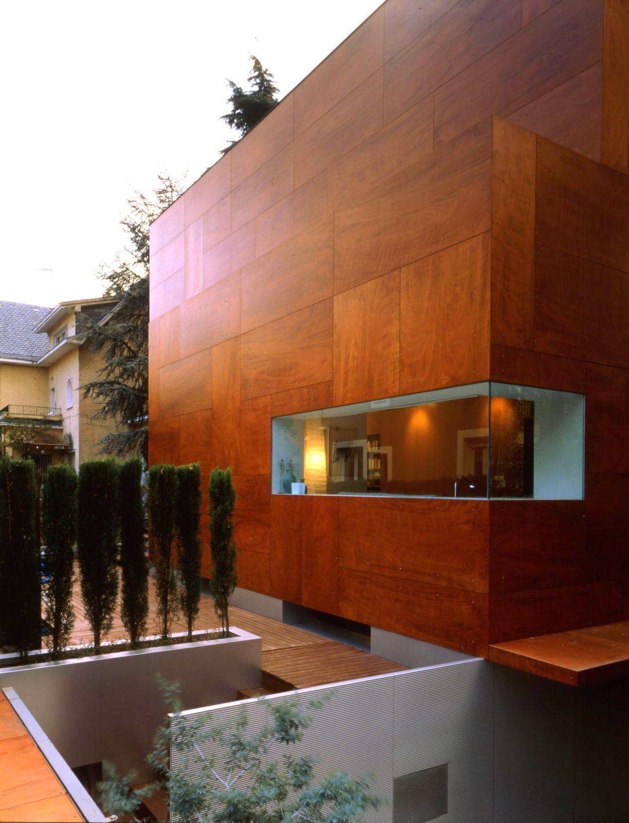 Nieto Sobejano Project House Of Wood